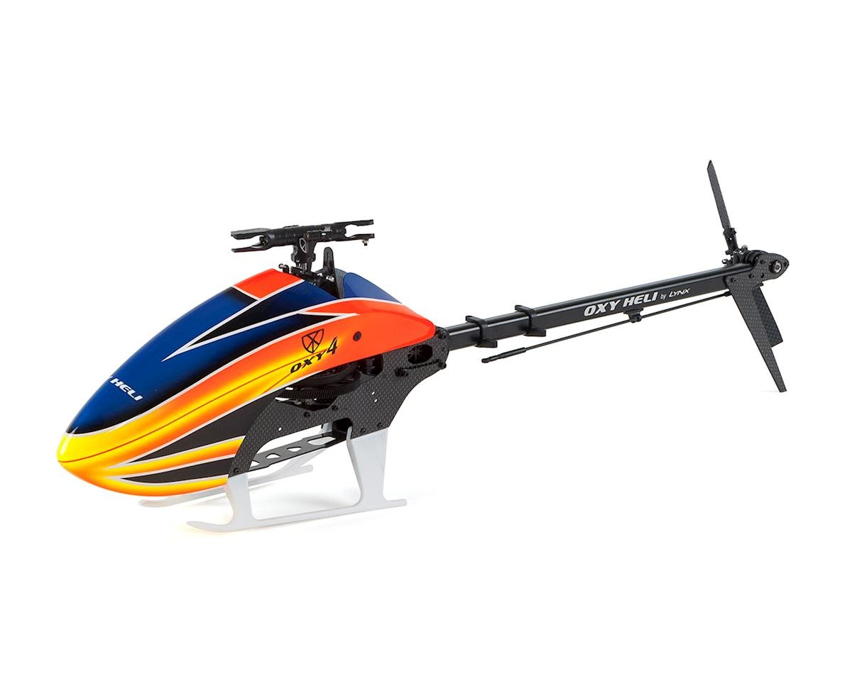 OXY Heli Oxy 4 Flybarless Electric Helicopter Kit