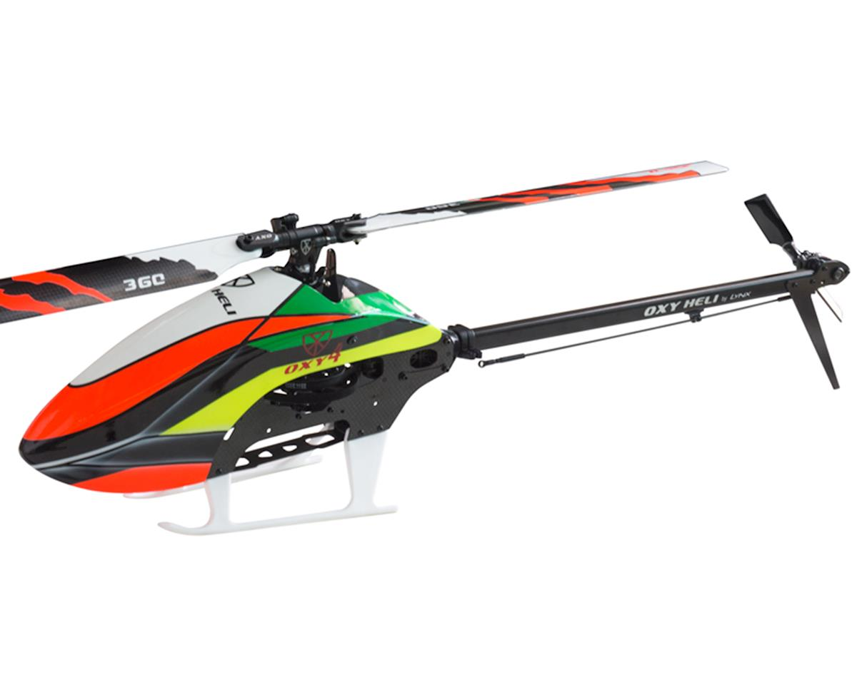OXY Heli Oxy 4 360 Pro Edition Electric Helicopter Kit