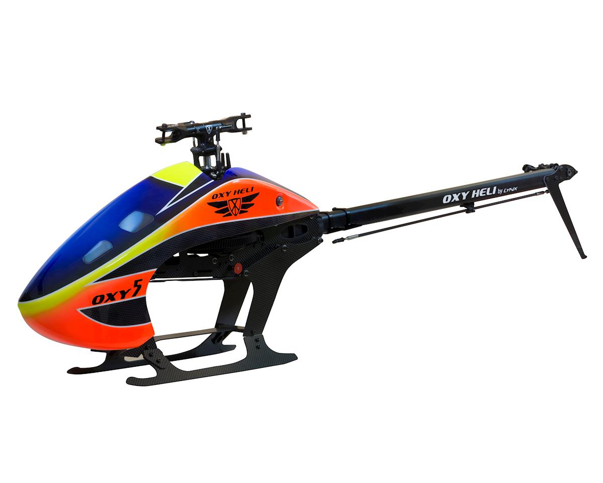 OXY Heli Oxy 5 Electric Helicopter Kit