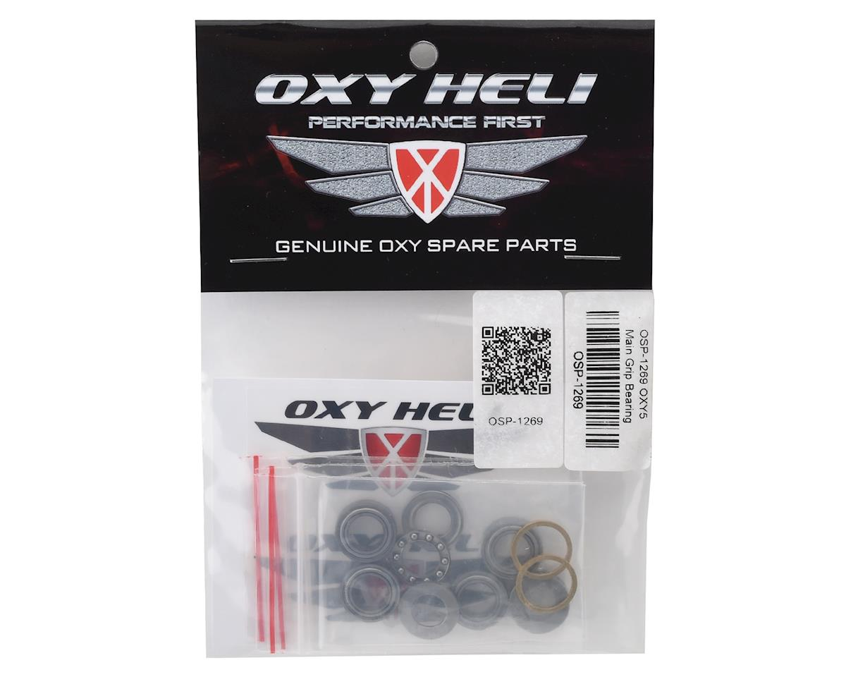 OXY Heli Main Blade Grip Bearing Set