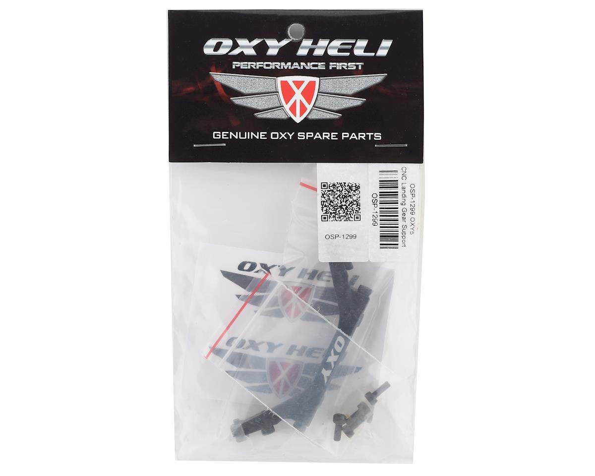 OXY Heli Aluminum Landing Gear Support