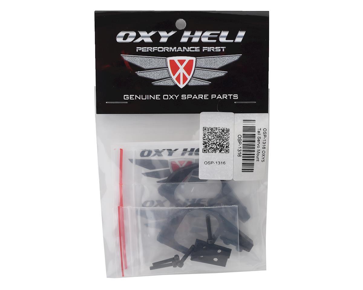 OXY Heli Tail Servo Mount Set