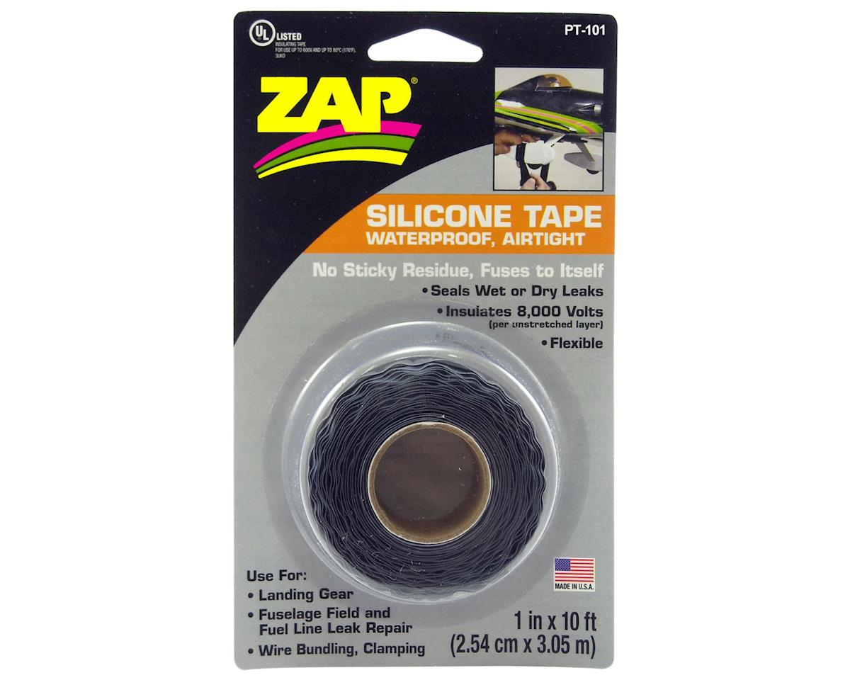 "Pacer Technology Zap Silicone Tape (1""x10')"