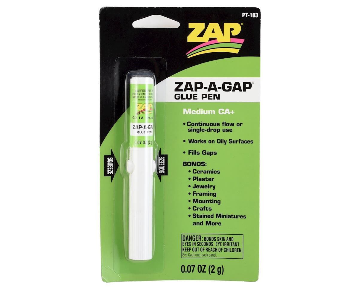 Zap-A-Gap Glue Pen, 2g Carded by Pacer Technology