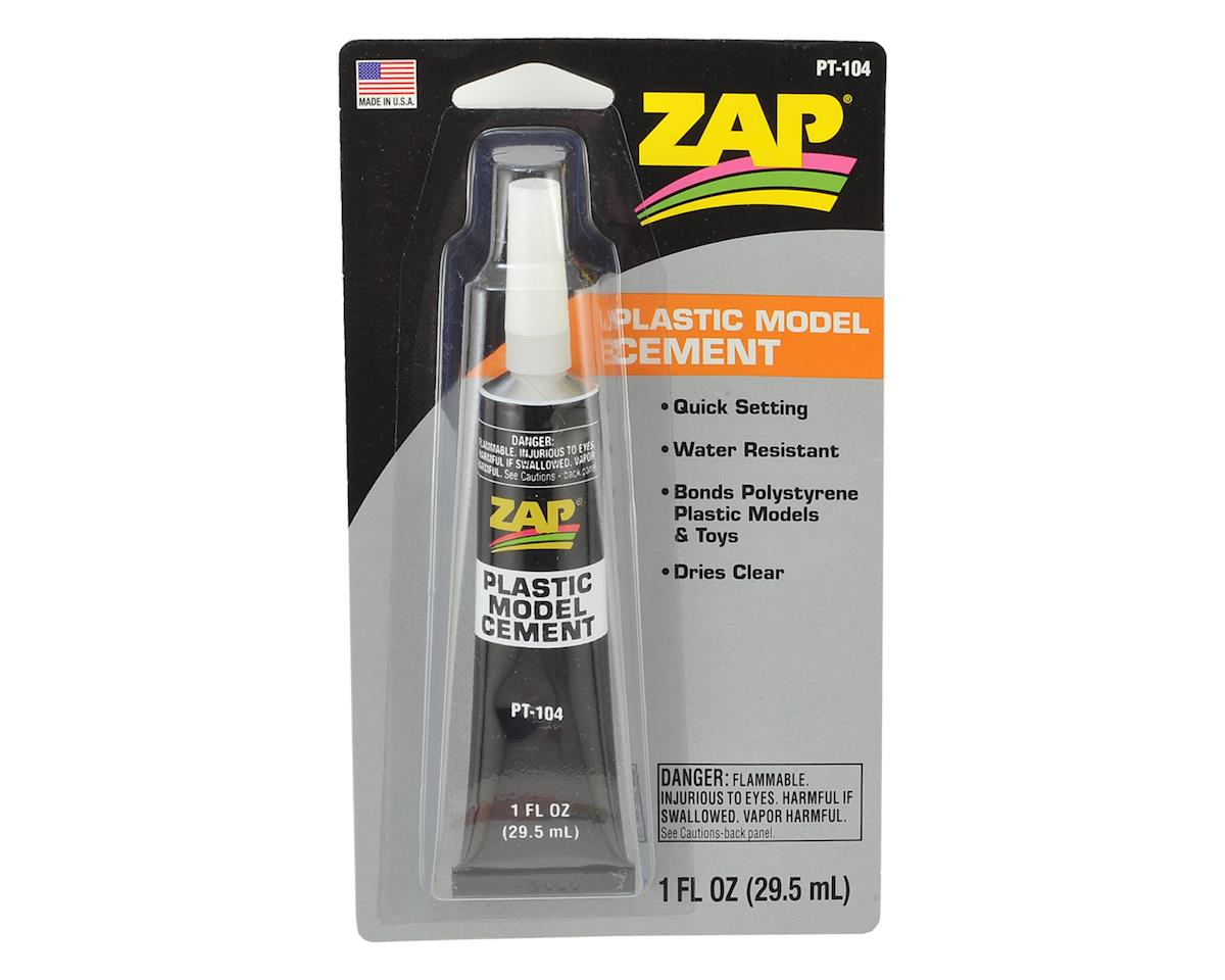 Zap Model Cement (1oz) by Pacer Technology
