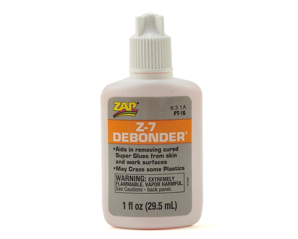 Pacer Technology Z-7 Super Glue/CA Debonder (1oz)