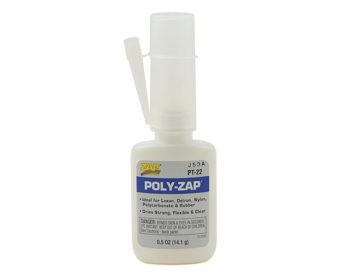 Pacer Technology Poly Zap Glue (0.5oz)