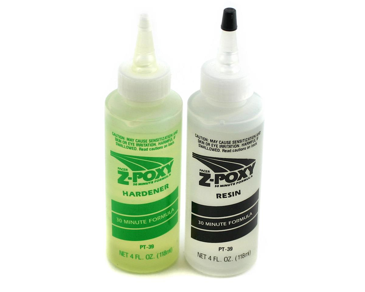 Z-Poxy 30 Minute Epoxy Glue (8oz set) by Pacer Technology