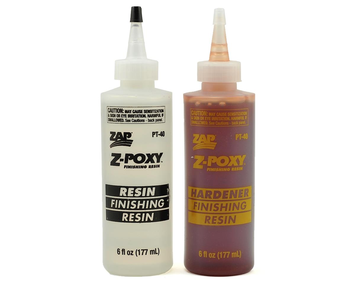 Z-Poxy Finishing Resin (12oz) by Pacer Technology