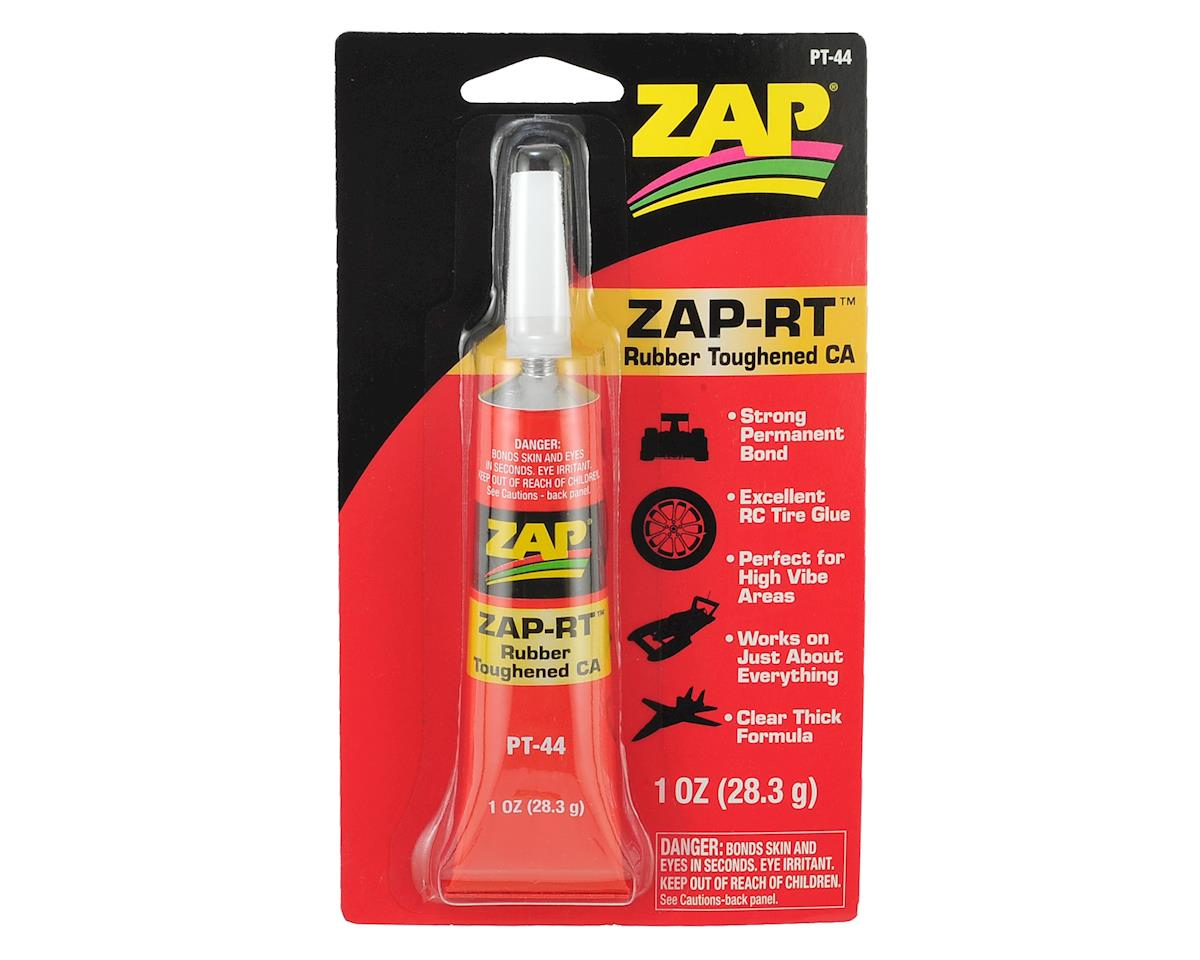 ZAP Rubber Toughened CA Tube (1oz) by Pacer Technology