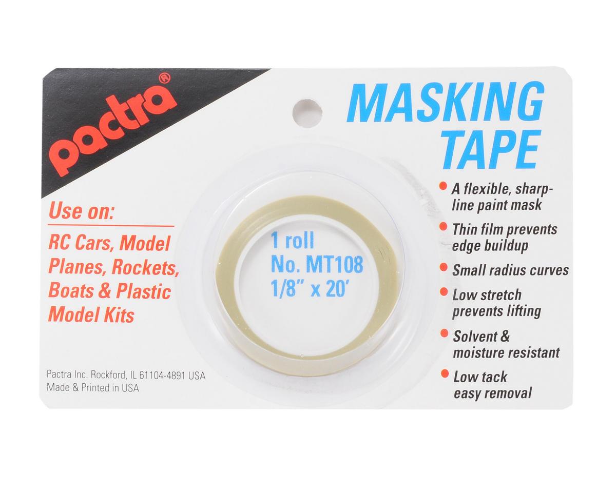 """Pactra Masking Tape (1/8"""")"""