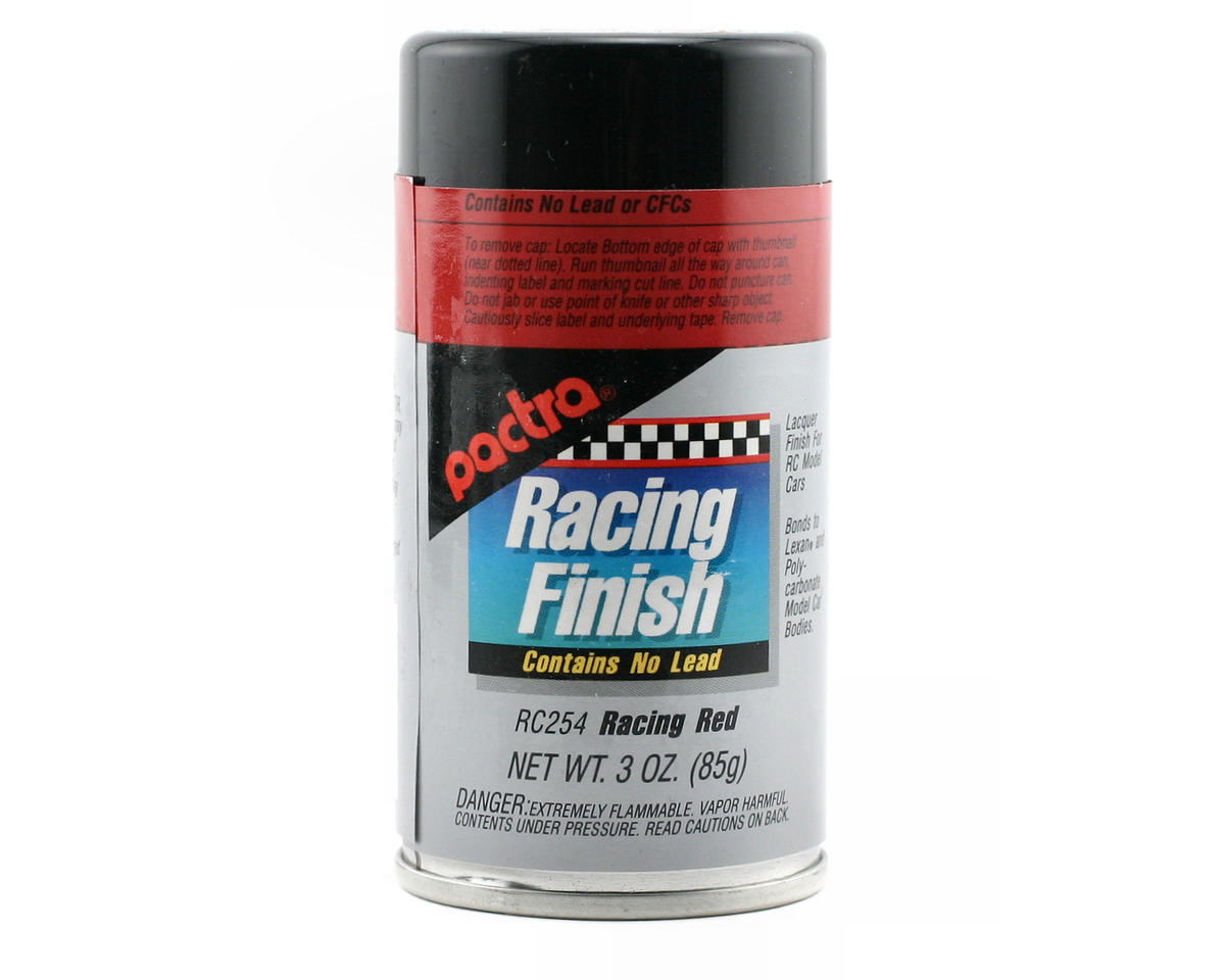 Pactra Racing Red Spray Paint (3oz)