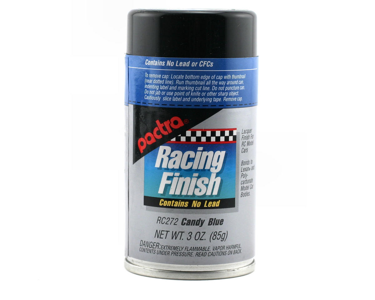 Pactra Candy Blue Spray Paint (3oz)