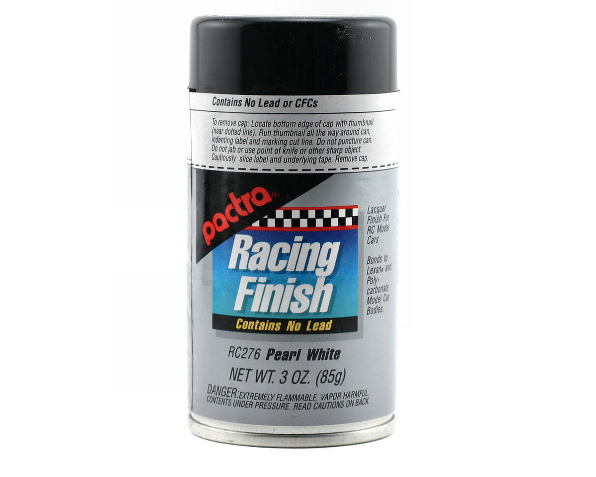 Pactra Pearl White Spray Paint (3oz)