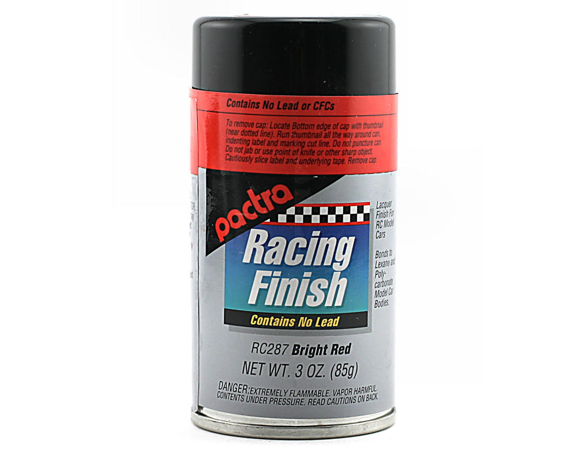 Pactra Bright Red Spray Paint (3oz)