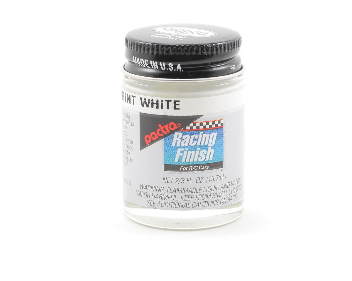 Pactra Sprint White Paint (2/3oz)