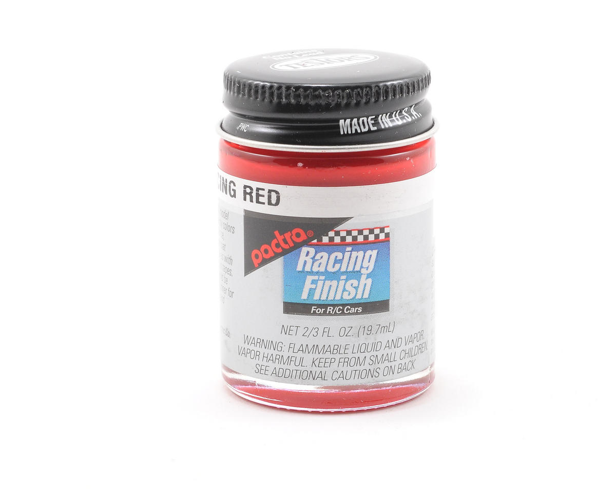Pactra Racing Red Paint (2/3oz)