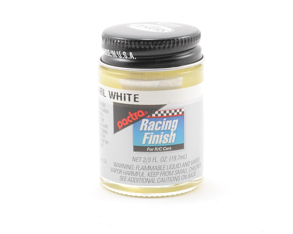 Pactra Pearl White Paint (2/3oz)