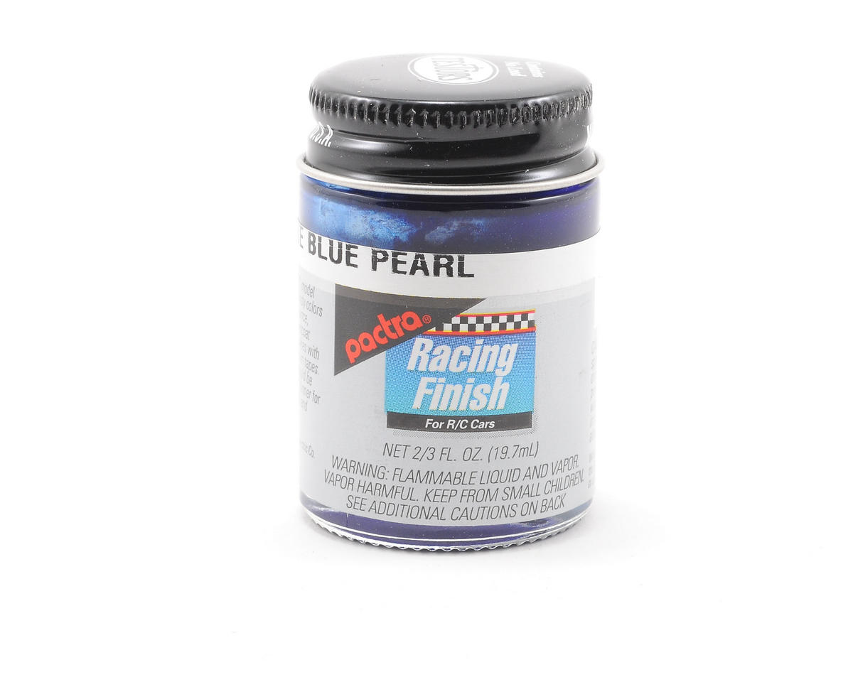 Pactra True Blue Pearl Paint (2/3oz)