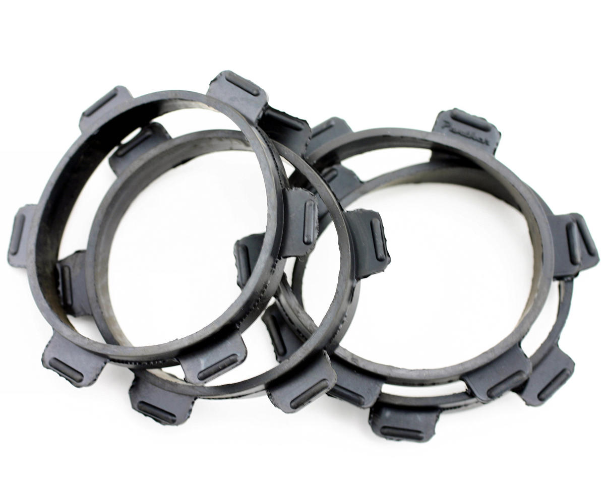 Panther 1/8 Buggy Tire Mounting Bands (4)