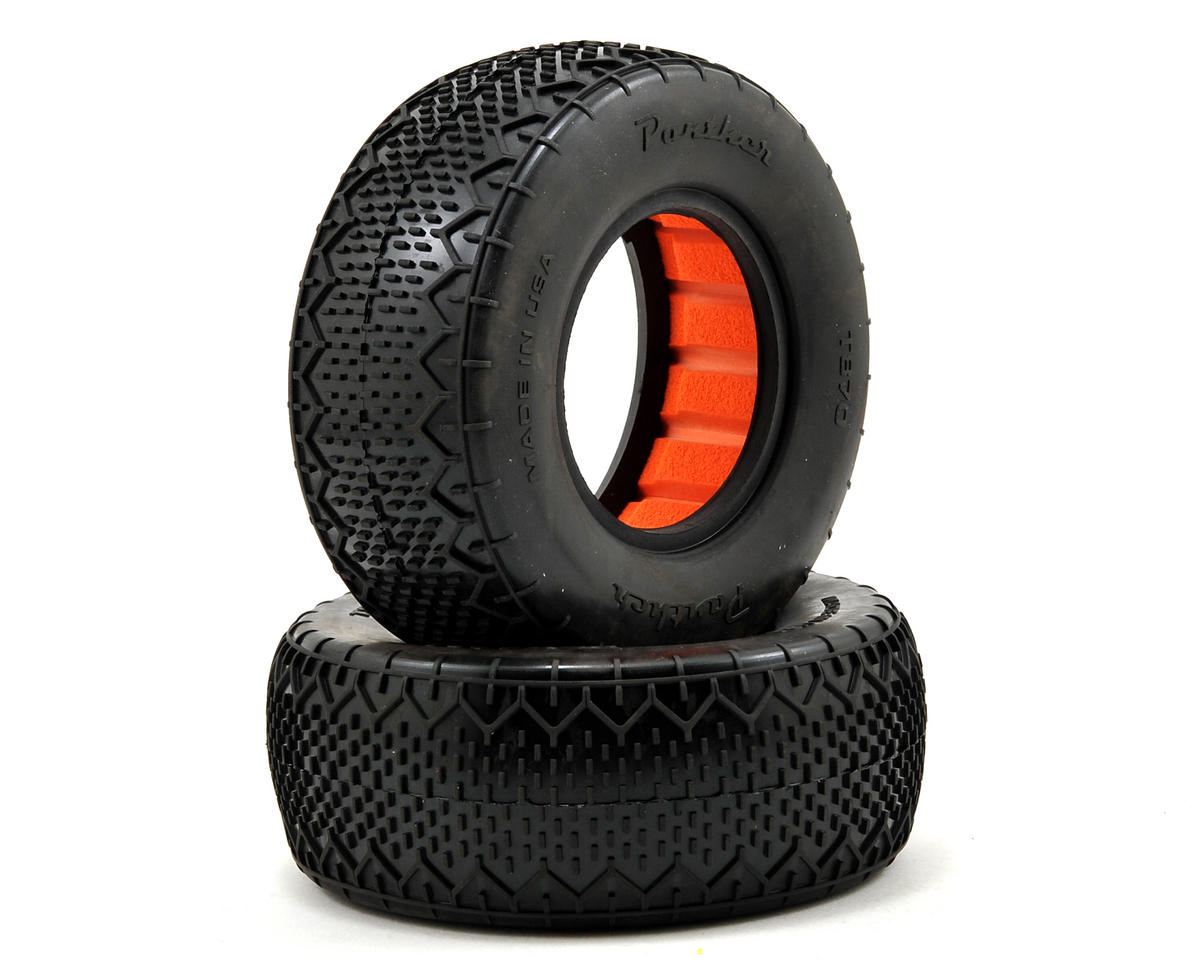 Panther Rattler Short Course Truck Tires (2) (Clay)
