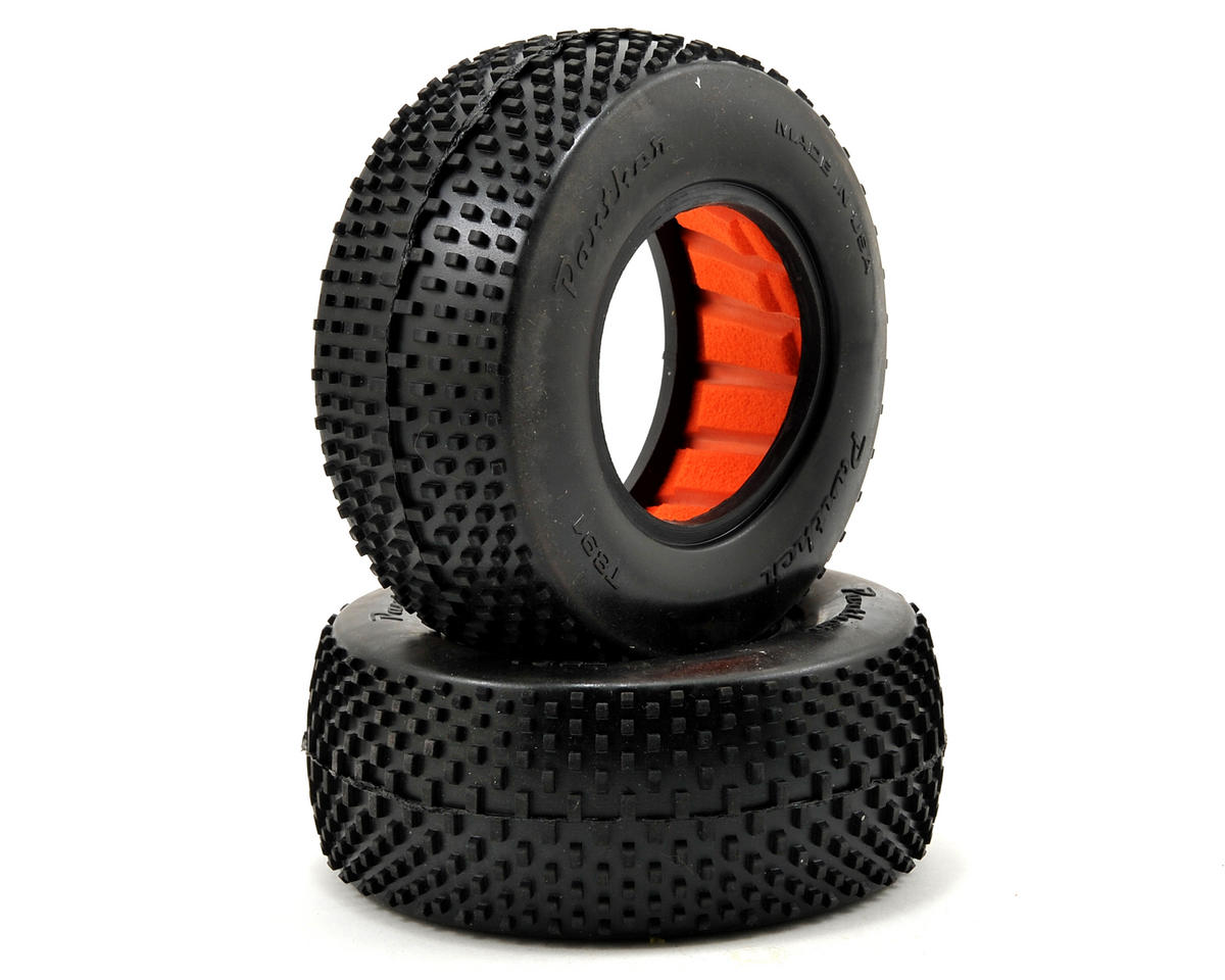 Panther Boa Short Course Truck Tires (2) (Soft)