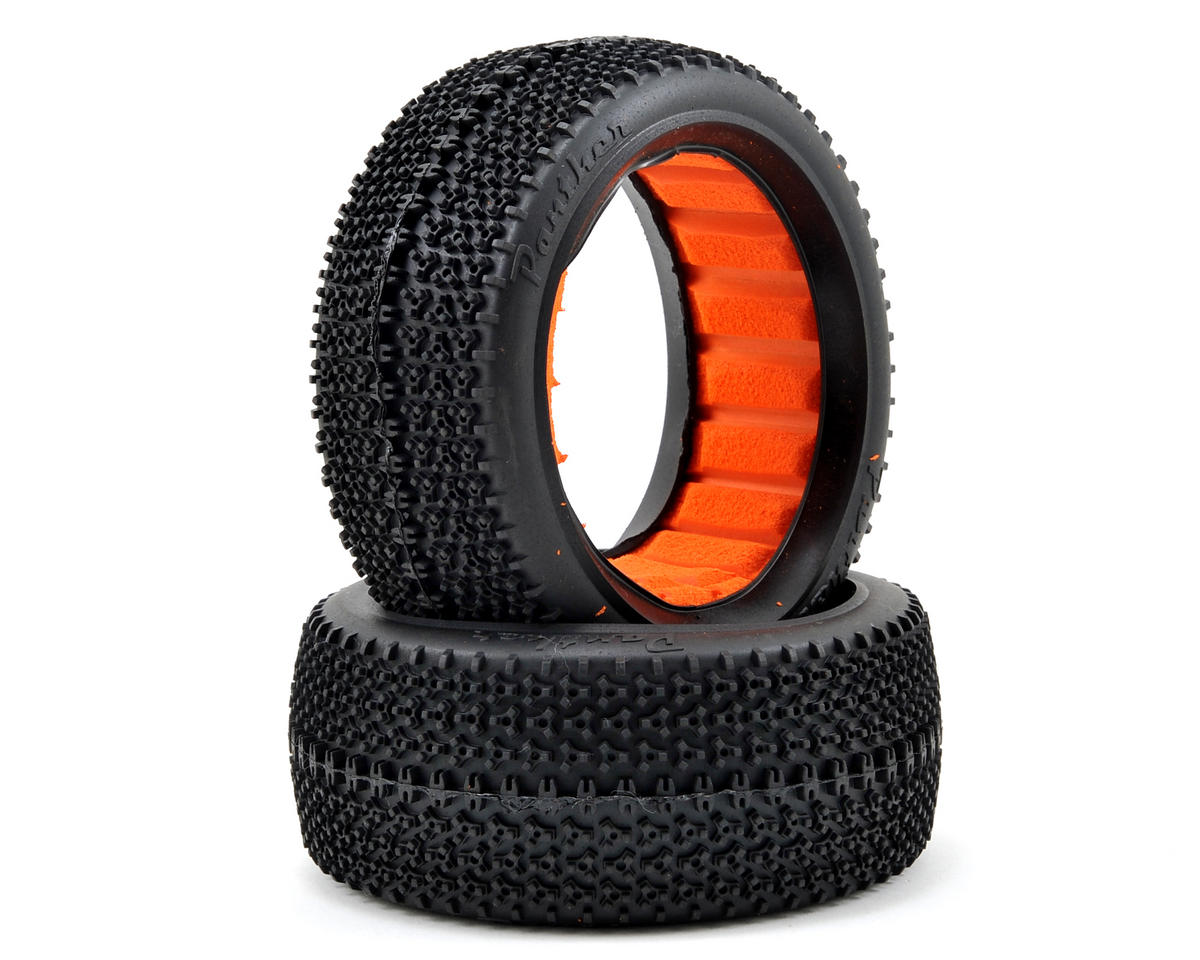 Talon 1/8 Buggy Tires (2) (Soft) by Panther