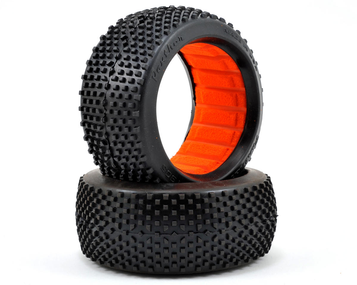 Gator 1/8 Buggy Tires (2) (Medium Soft) by Panther