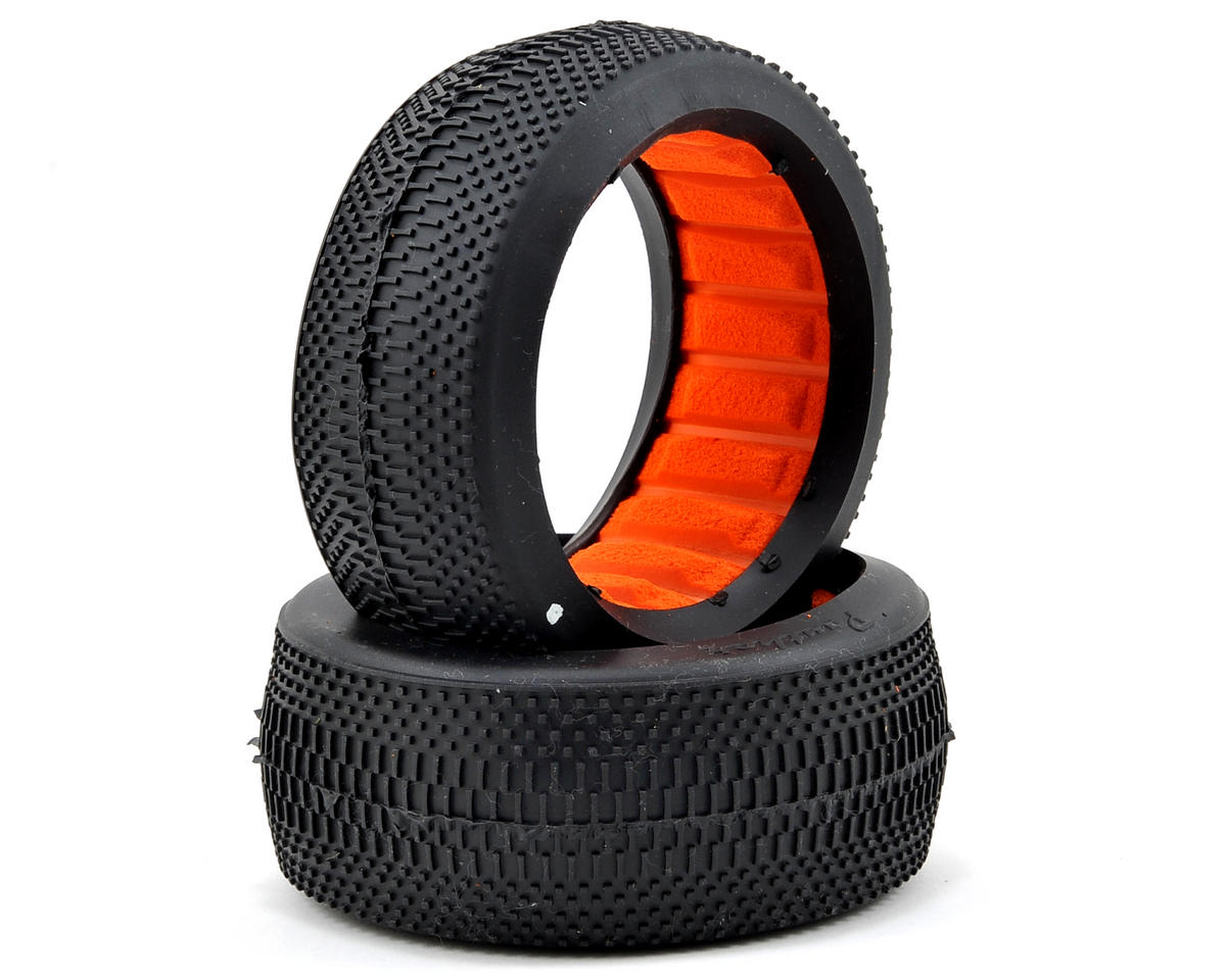 Panther Switch 2.0 1/8 Buggy Tires (2) (Super Soft)