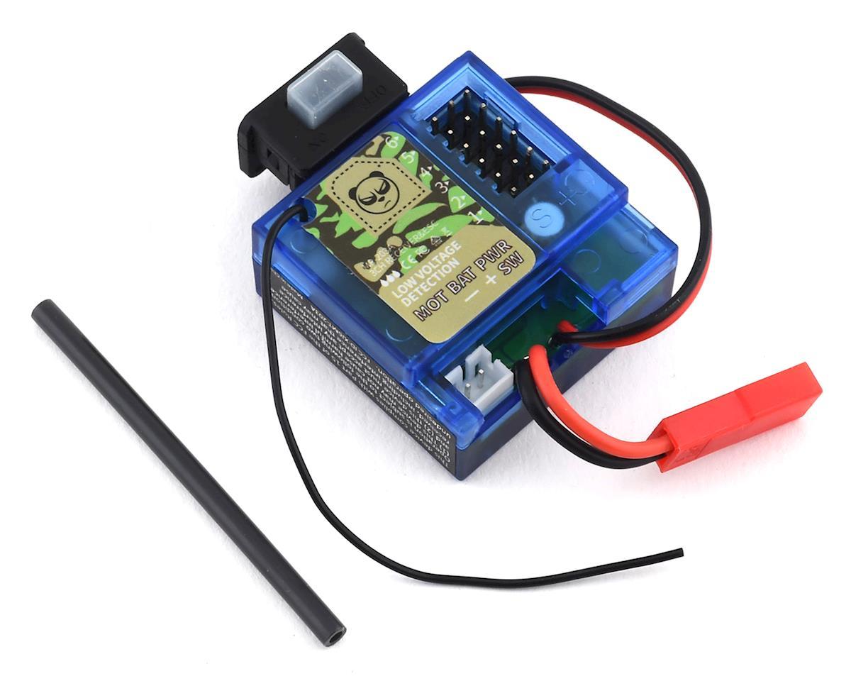 Panda Hobby Tetra X1 MR-203A Receiver/Electronic Speed Control Unit