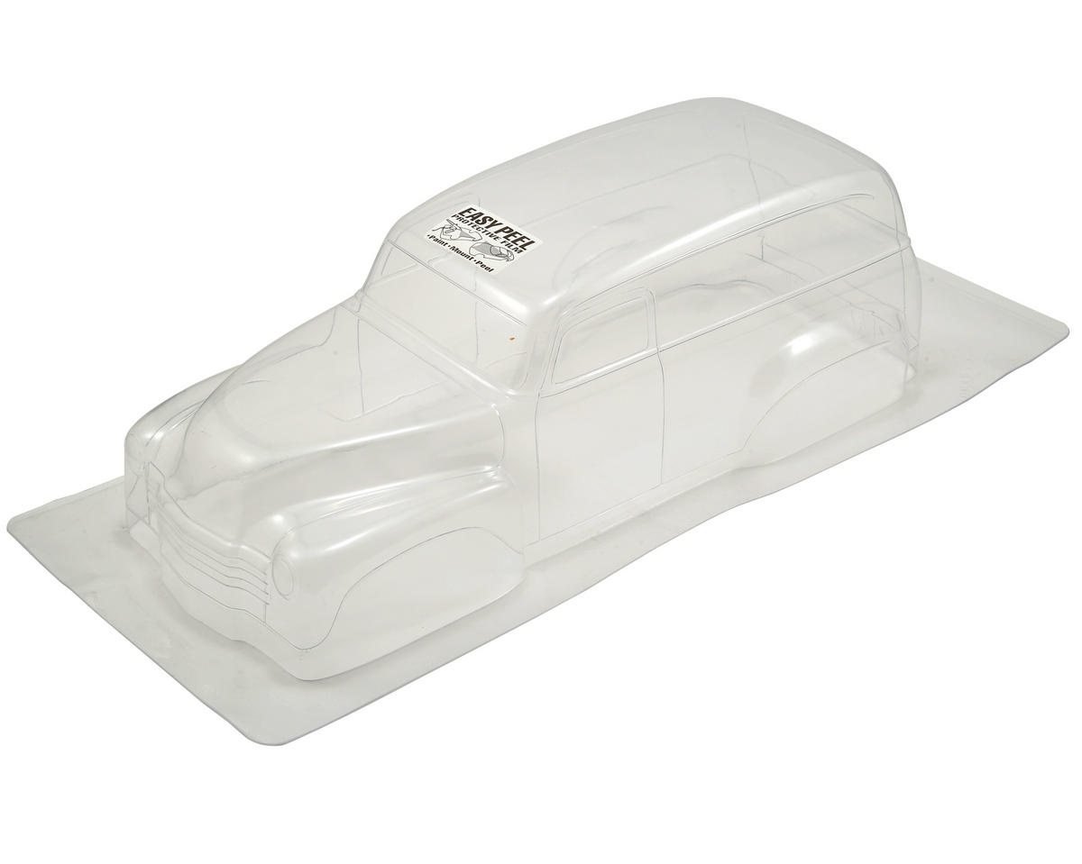 Parma PSE 50's Panel Monster Truck Body (Clear) (T-Maxx/E-Maxx)