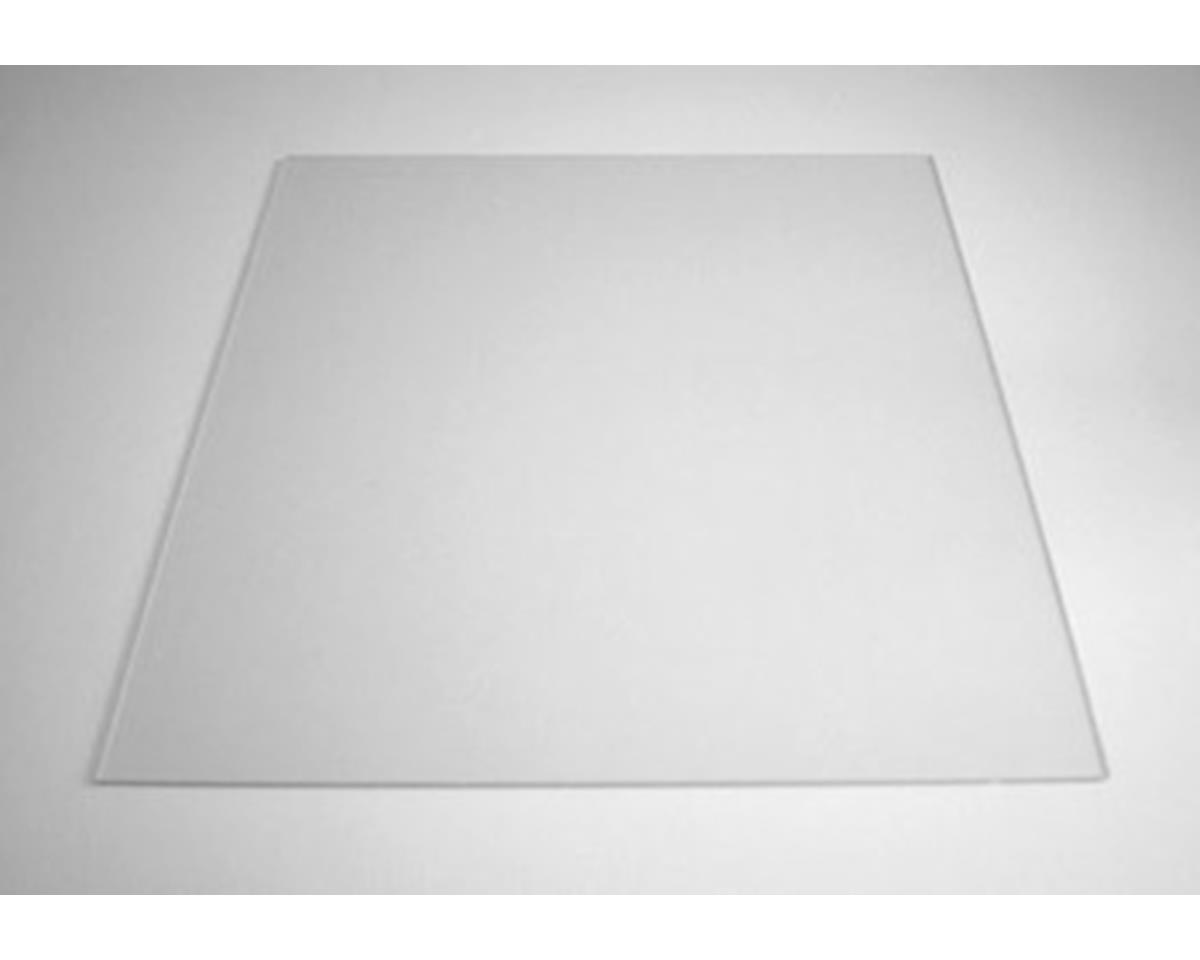 "Parma PSE .060 Clear Lexan Sheet, 11.5"" x 13"" (1 Sheet)"