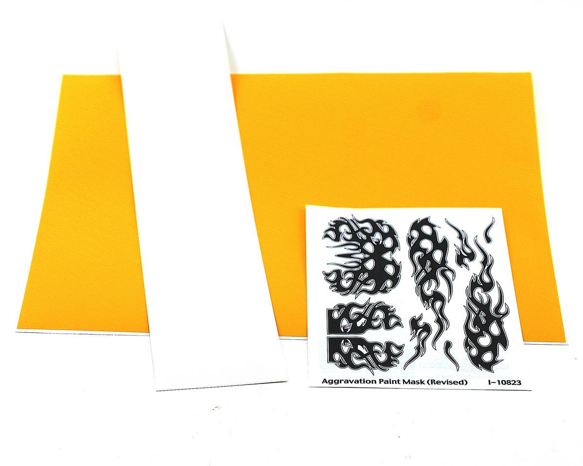 Parma PSE Pre-Cut Paint Mask, Aggravation Design