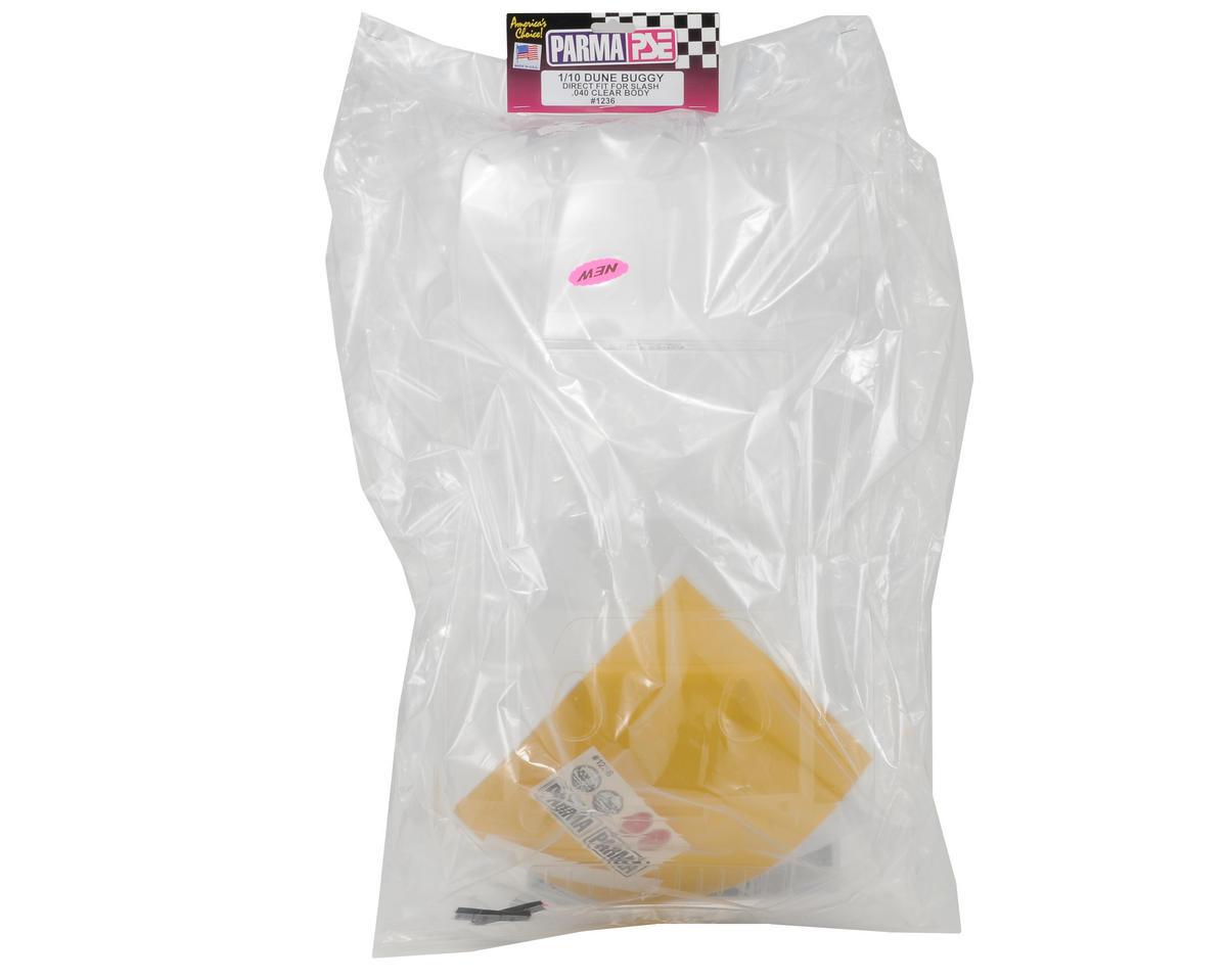 Parma PSE Dune Buggy Clear Body (Slash)