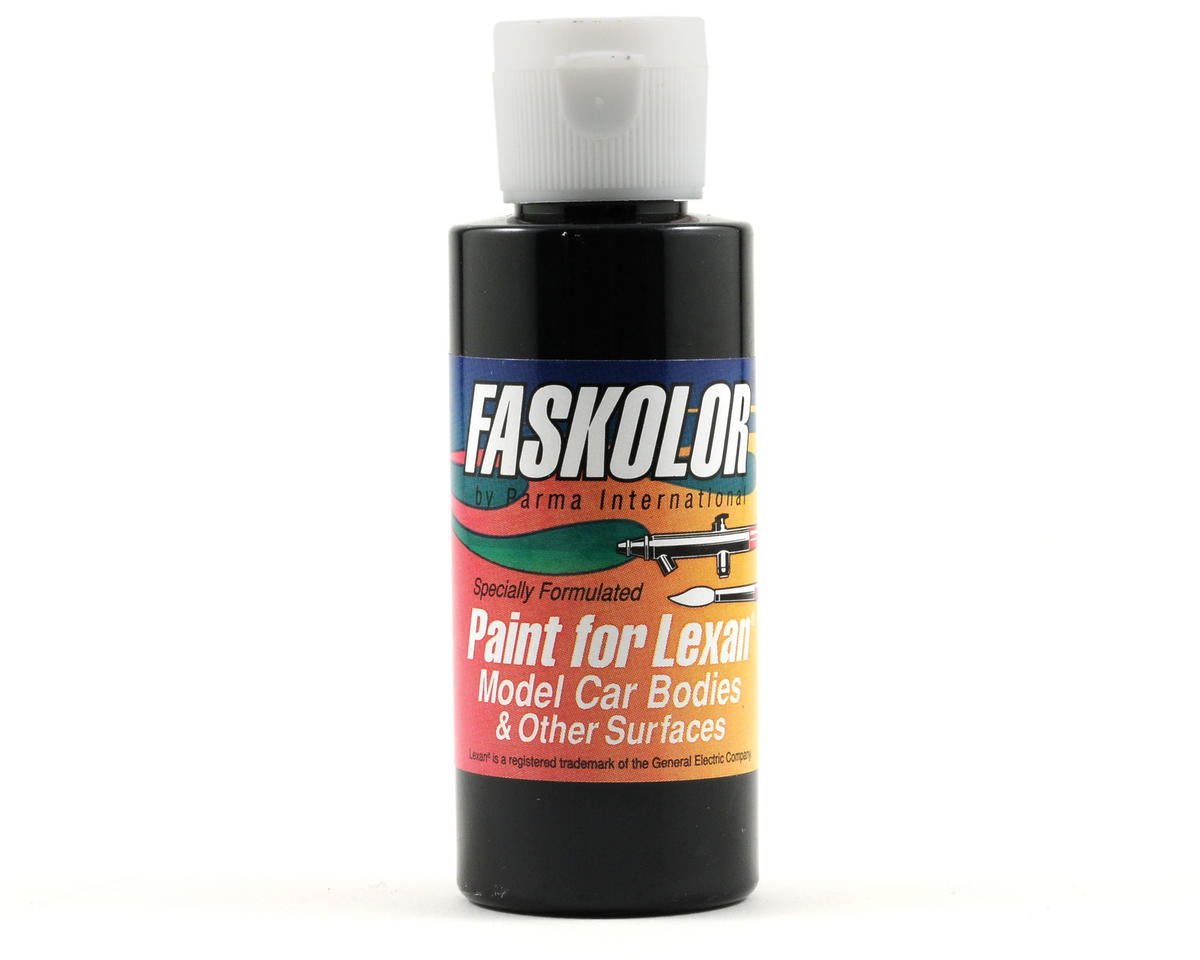 FasBlack Faskolor Lexan Body Paint (2oz)