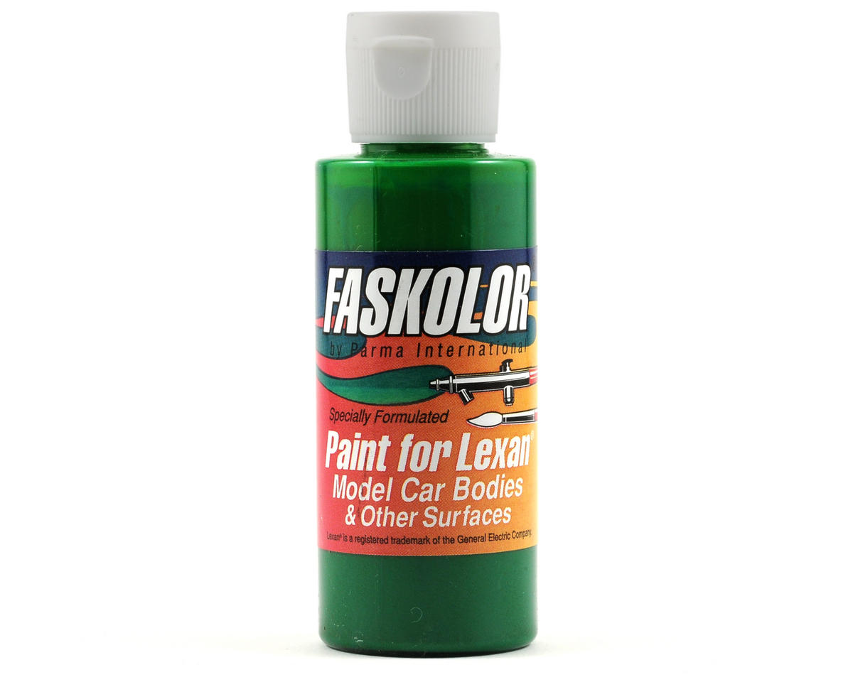 Parma PSE FasGreen Faskolor Lexan Body Paint (2oz)