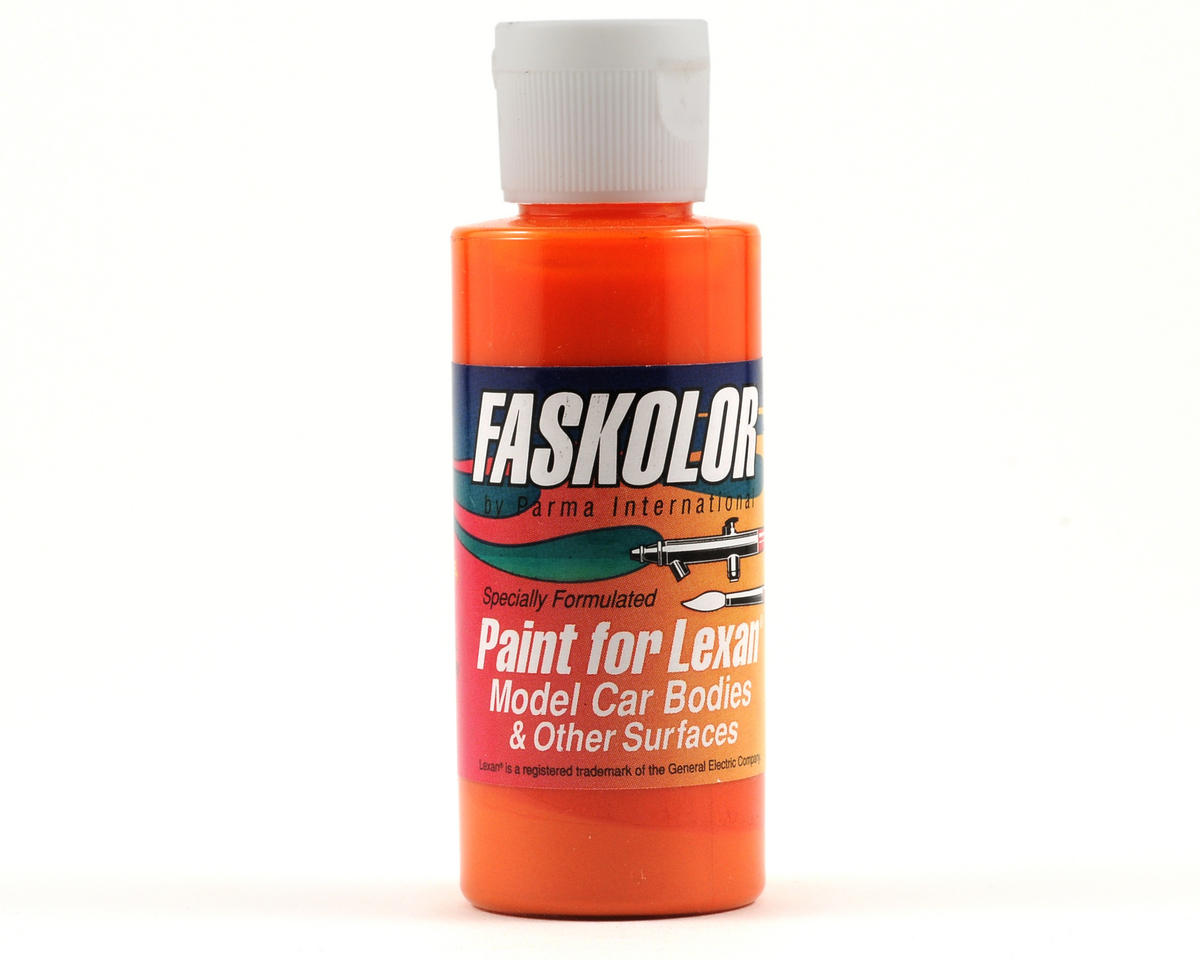 Parma PSE FasOrange Faskolor Lexan Body Paint (2oz)