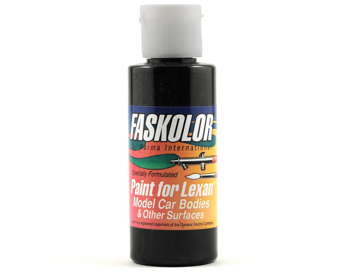 FasPearl Charcoal Faskolor Lexan Body Paint (2oz) by Parma PSE