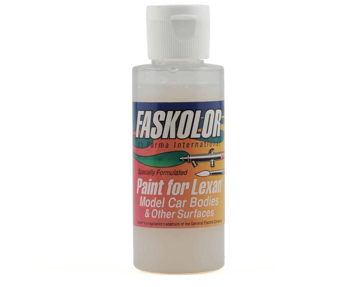 Parma PSE FasKoat Sealer Lexan Body Paint (2oz)