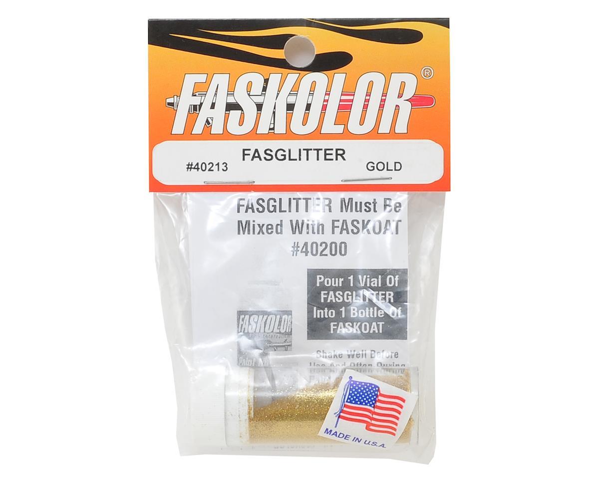 Parma PSE Fasglitter Glitter Vial (Gold) (5.5g)