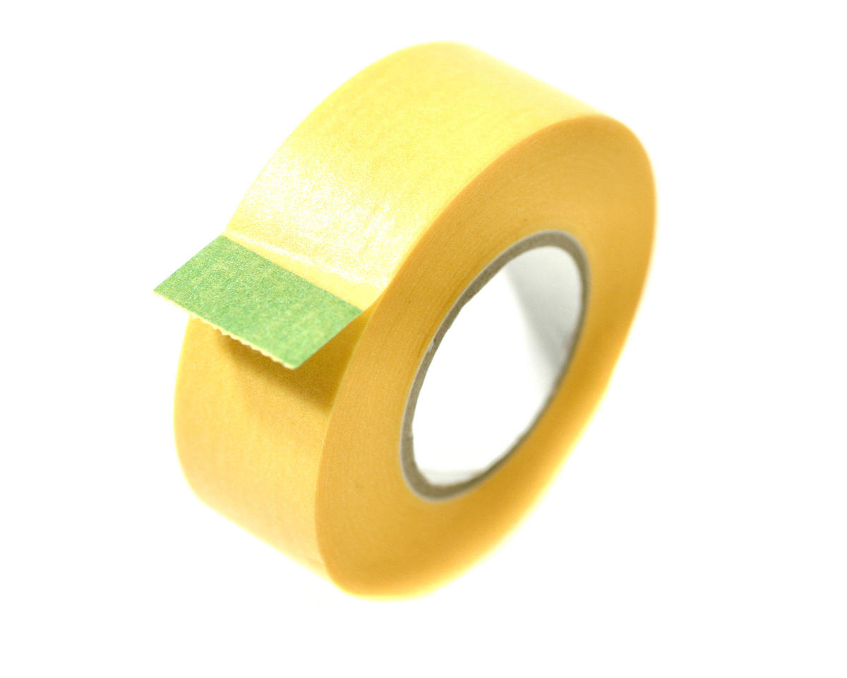 FasTape 18mm Wide Body Masking Tape by Parma PSE