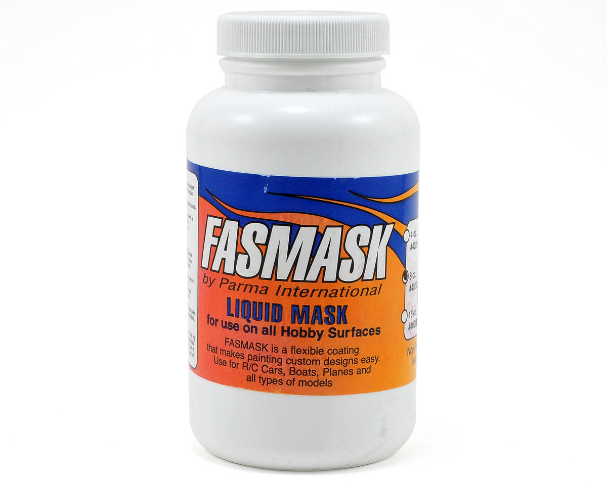 Faskolor Liquid Body Paint Mask (8oz) by Parma PSE