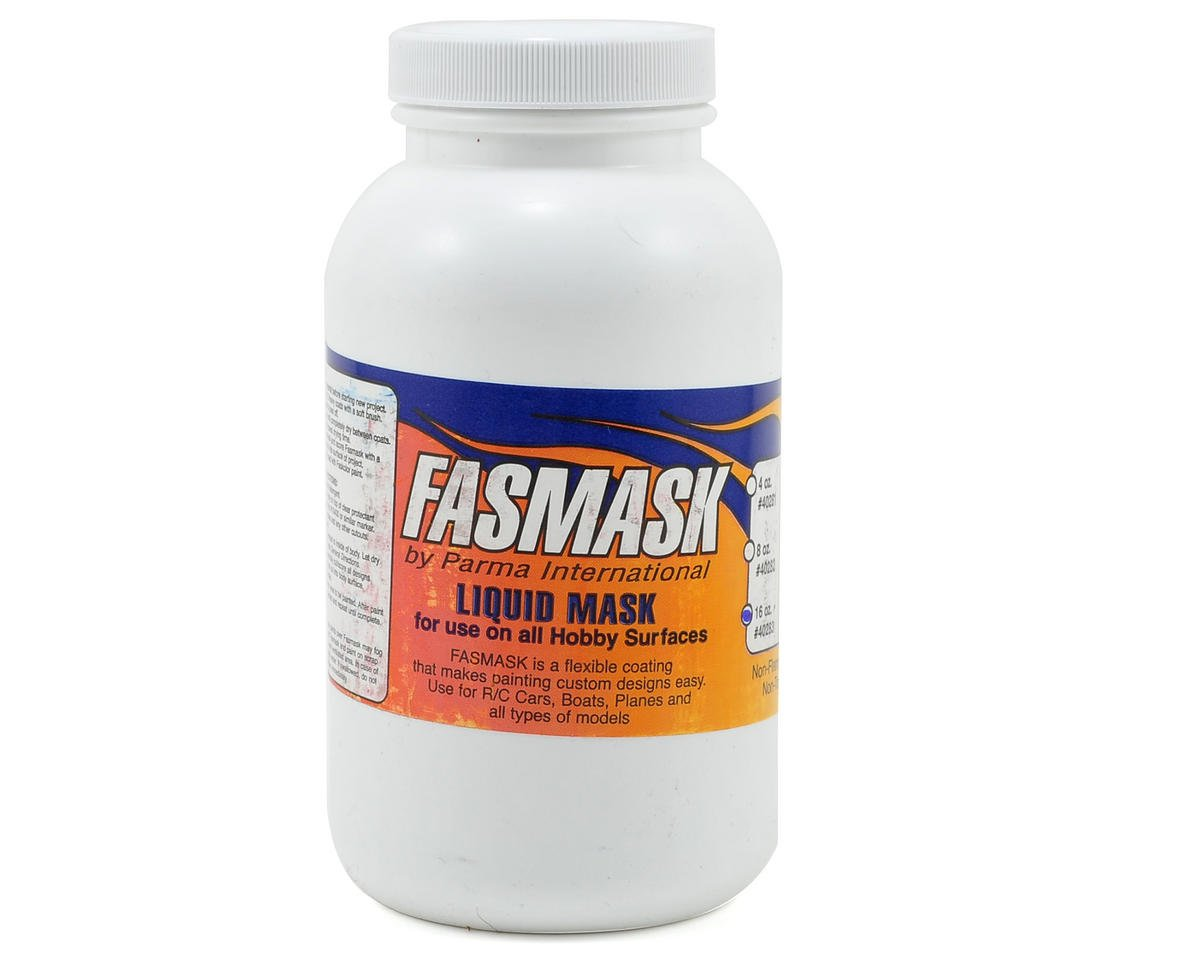 Parma PSE Faskolor Liquid Body Paint Mask (16oz)