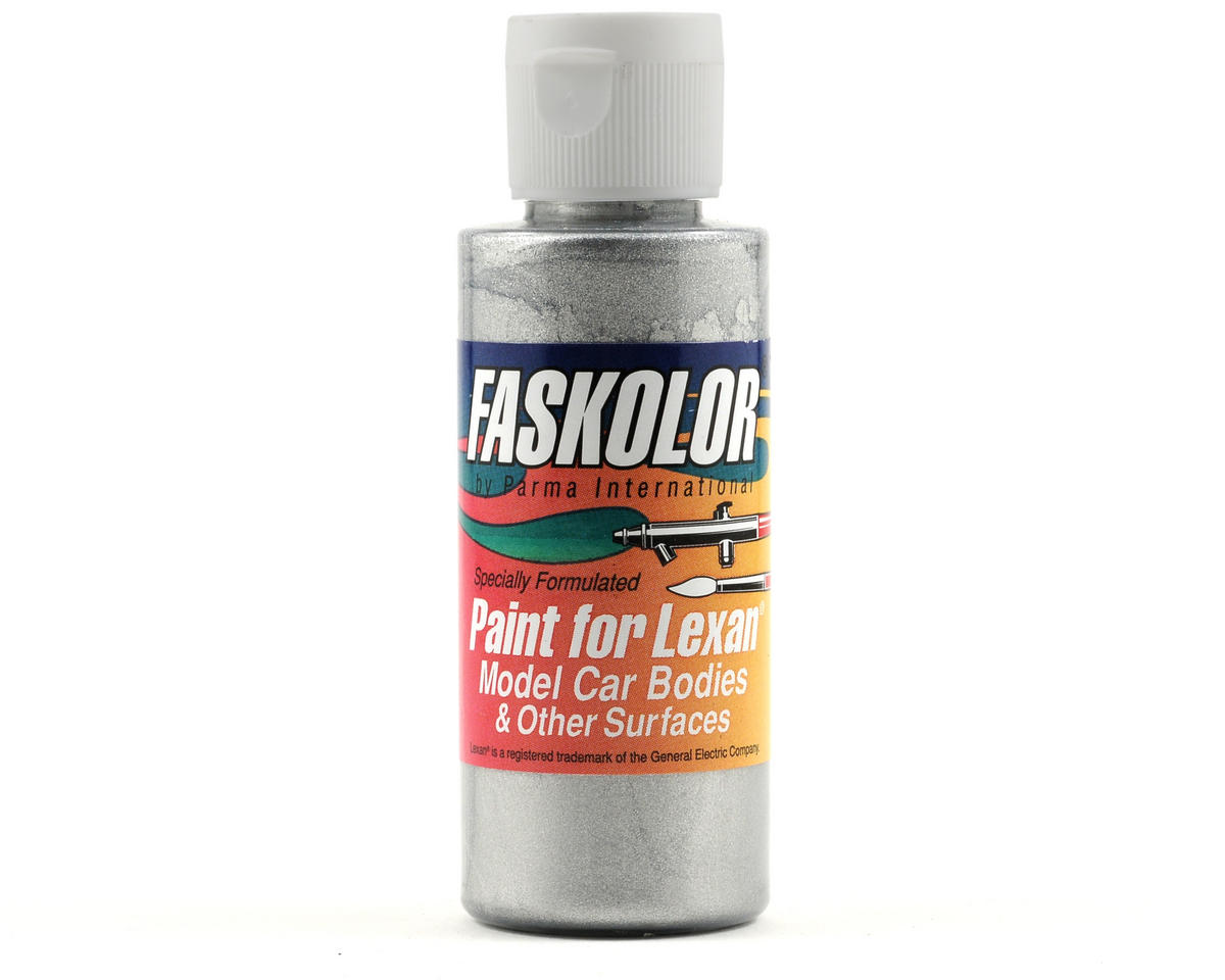 FasKrome Satin Lexan Body Paint (2oz)