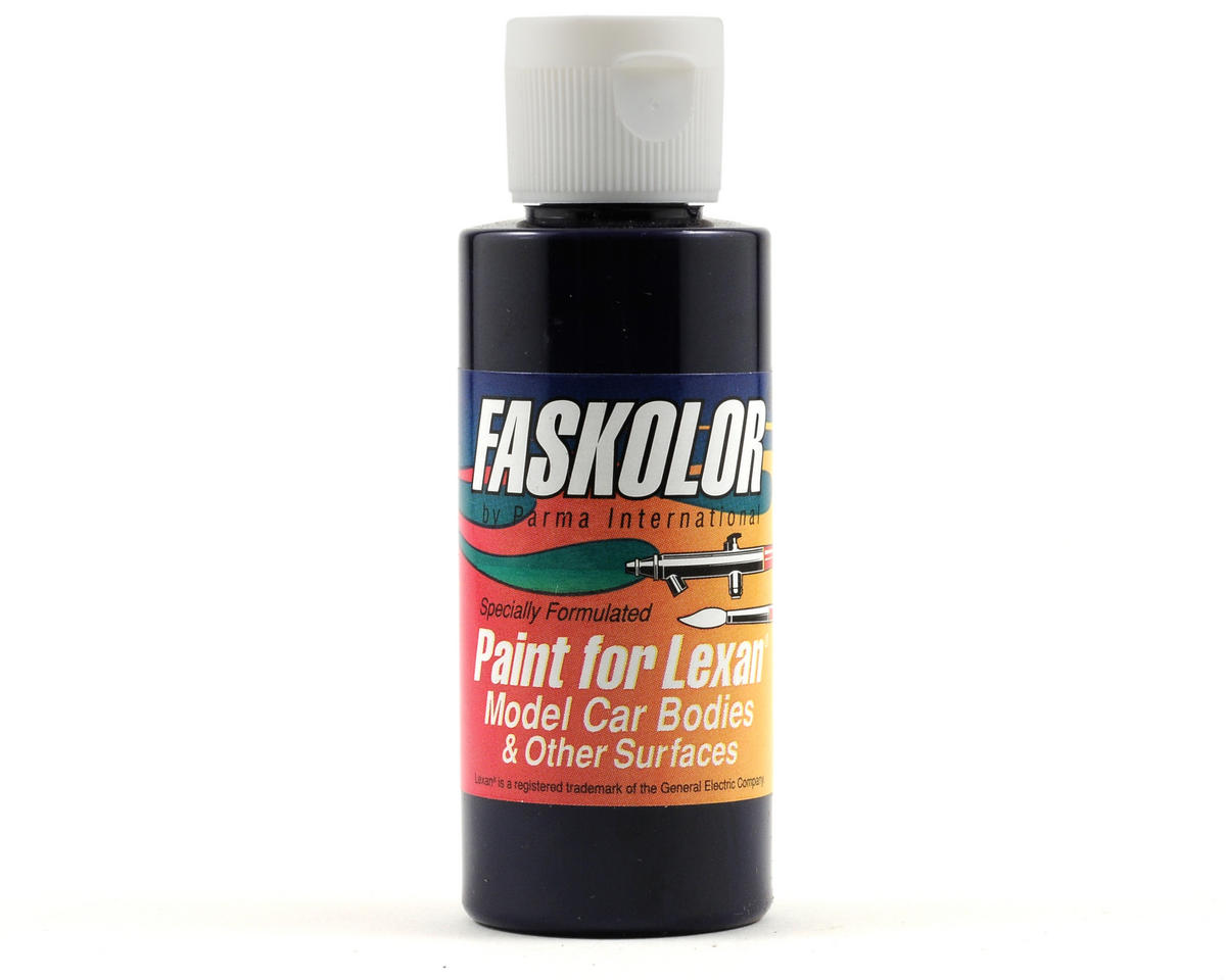 Parma PSE FasLucent Purple Faskolor Lexan Body Paint (2oz)