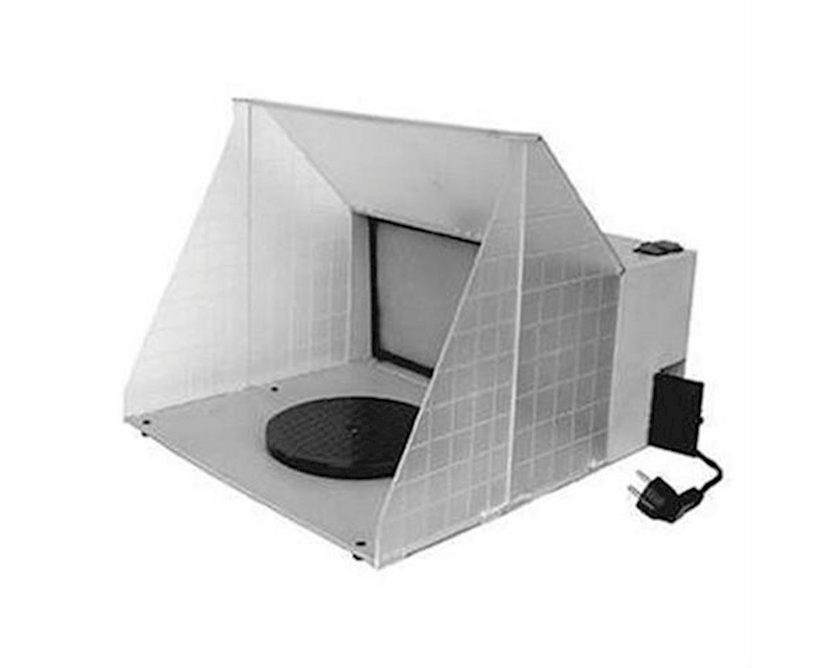 "Hobby Spray Booth : 16.5""W x 13.5 H x 19"" D"