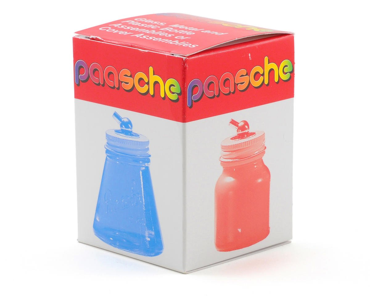 VL Series Color Bottle Assembly (1oz) by Paasche