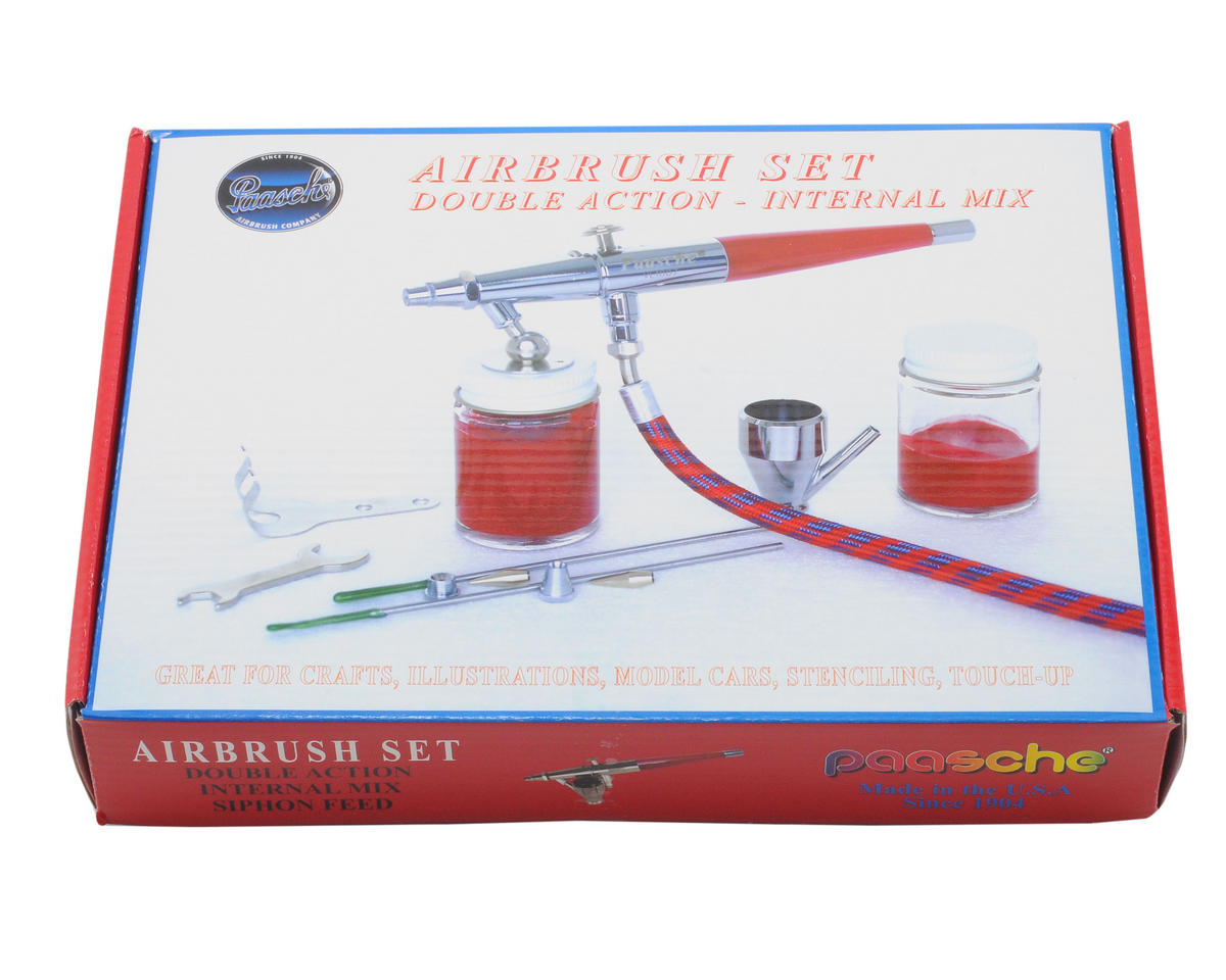 Paasche VL Series Airbrush Set