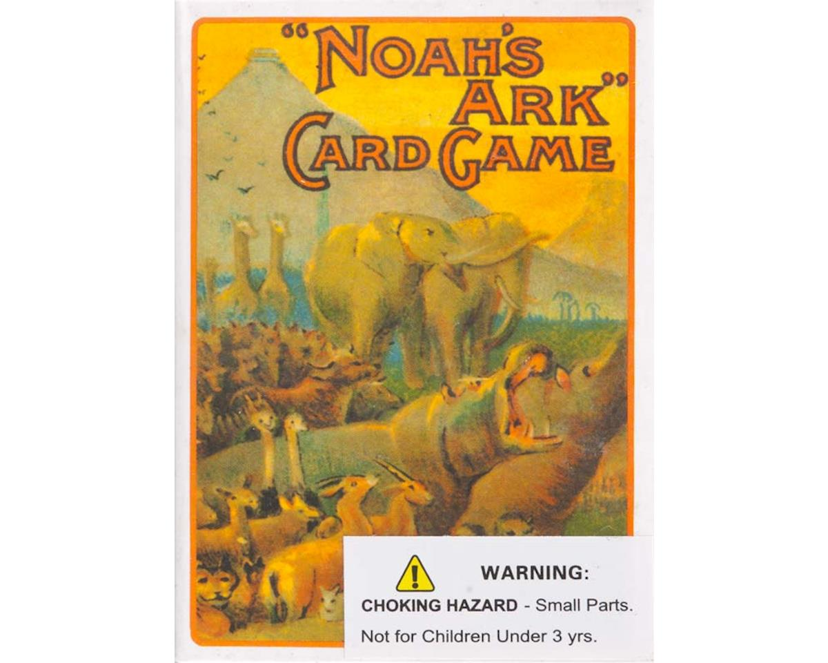 RG-10047 Noah's Ark Card Game by Patal Engraving