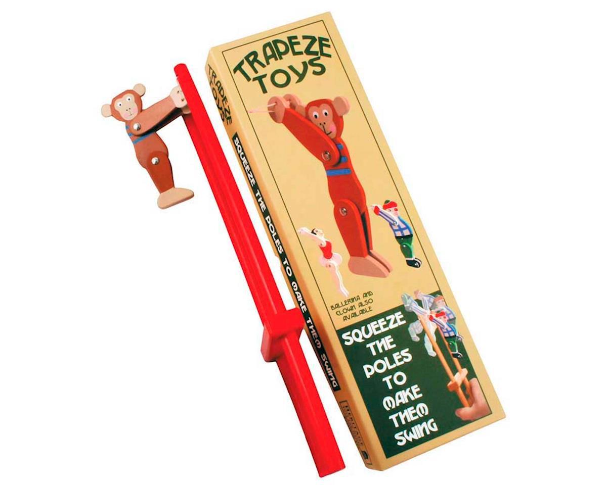 Patal Engraving RG-10057 Trapeze Monkey